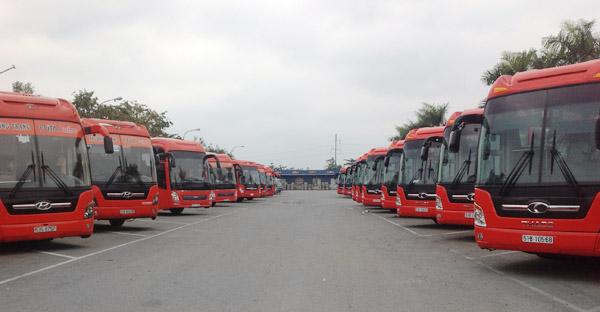Xe khách Phương Trang Sài Gòn đi Rạch Gía