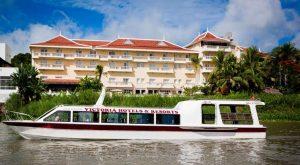 Một khách sạn tại Châu Đốc- An Giang