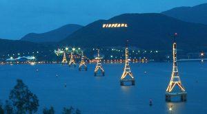 Vinpear  Land là điểm du lịch hấp dẫn của Nha Trang