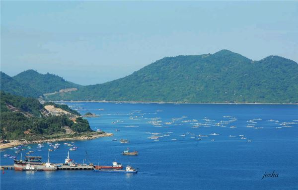 Vũng Rô là một vịnh nước nhỏ gắn liền với lịch sử con tàu không số huyền thoại
