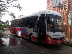 Xe khách Phượng Hoàng - phương tiện giao thông đi hưng Yên