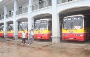 Bắc Giang có nhiều tuyến xe buýt thuận tiện cho du khách đi lại