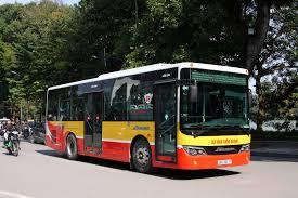 Xe buýt ở Cao Bằng