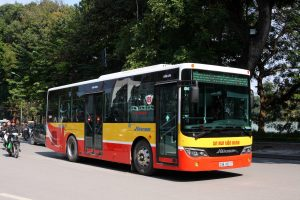 Xe buýt tuyền Hà Nội- Vĩnh Phúc