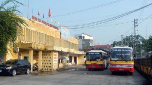 Xe buýt Hà Nội - Hải Dương