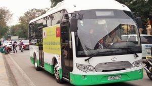 Xe buýt Nam Đinh- Hải Phòng