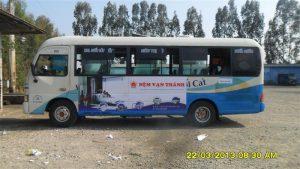 Xe buýt tại Bình Thuận với nhiều điểm đến du lịch