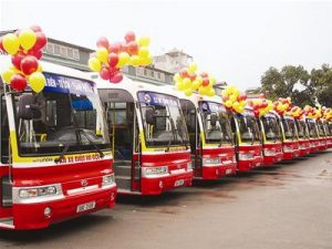 Xe buýt Sơn La