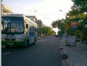 Xe buýt trong nội tỉnh Phú Yên được sử dụng nhiều