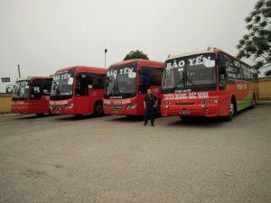 Xe khách đi Tuyên Quang có nhiều chuyến trong ngày