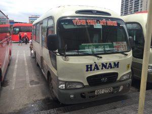 Xe khách Hà Nam