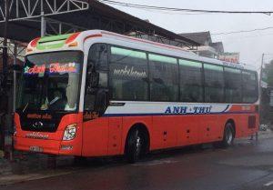 Có nhiều chuyến xe khách từ Sài Gòn về Ninh Thuận