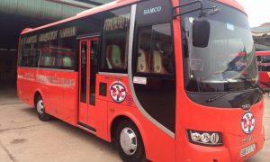 Có nhiều xe khách đi Bắc Giang từ Hà Nội và hải Phòng