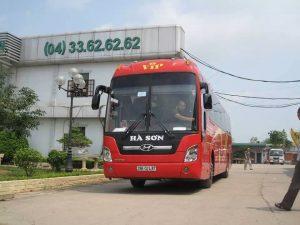 Xe khách Hà Nội- Lào Cai với nhiều chuyến trong ngày
