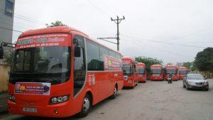Xe khách Hà Nội đi nam Định