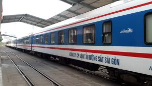 Tàu hỏa 5 so Sài Gòn -Bình Thuận