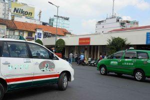 Taxi huyện Bạch Thông