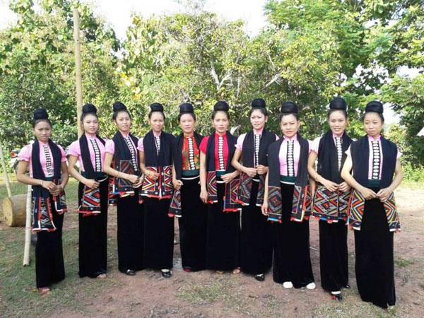 Dân tộc Thái ở Yên Châu
