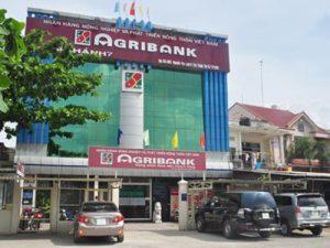 Ngân hàng AGRIBANK ở thị trấn Yên Minh