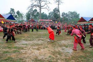 Đặc sắc lễ hội ở Yên Lập